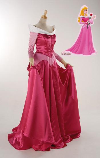 Japanese Dress Pattern Sleeping Beauty 1