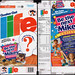Quaker - Life cereal box - Be the Next Mikey - 1997
