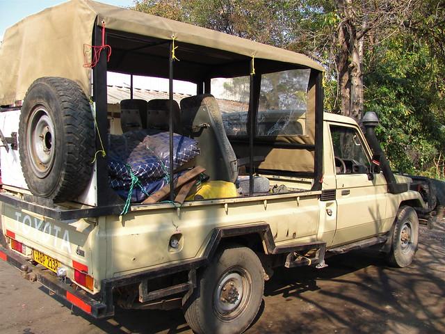 Safari Truck | Flickr - Photo Sharing!