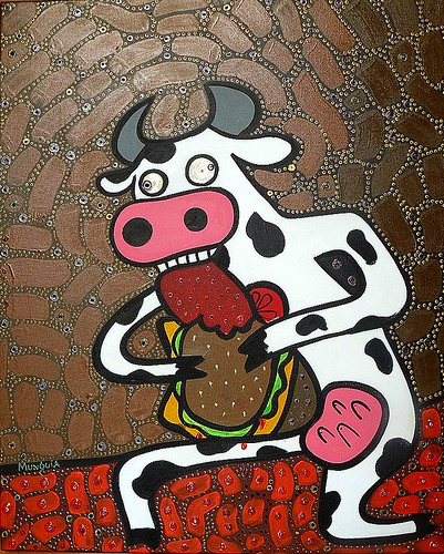 Mad Cow / vaca loca