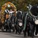 Small photo of Schwaben Brau Parade Wagon