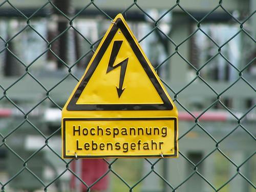 Seitentitel in Suchmaschinen mit Hochspannung und Lebensgefahr Dresden 082