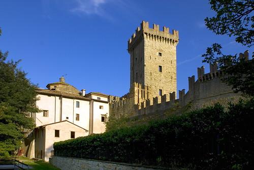 Italia, Emilia, Piacenza, Vigoleno
