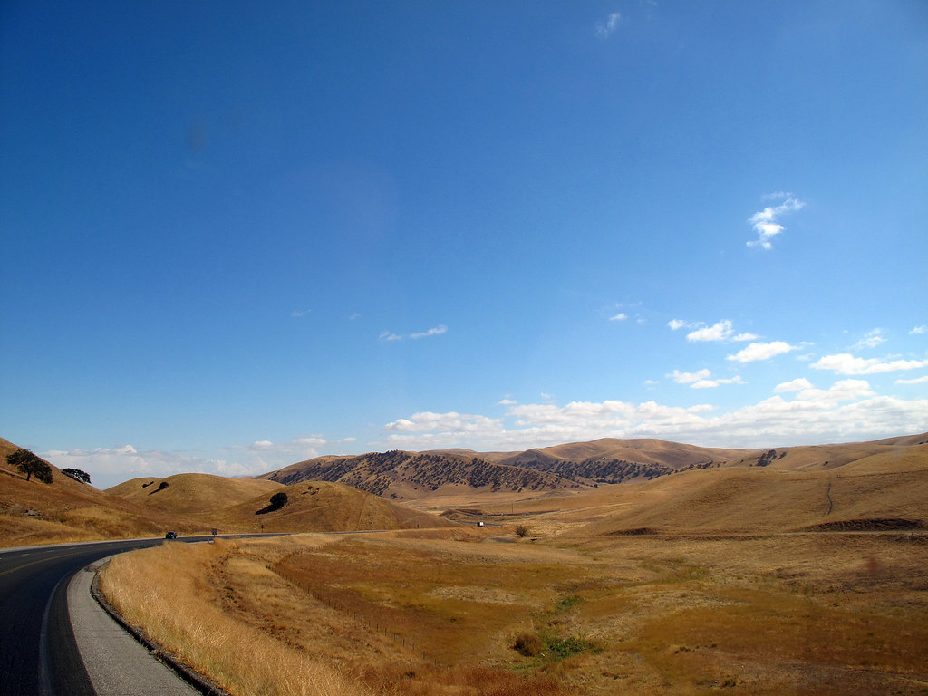 Paso Robles Highway 1