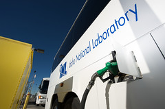 B20 fueling INL bus