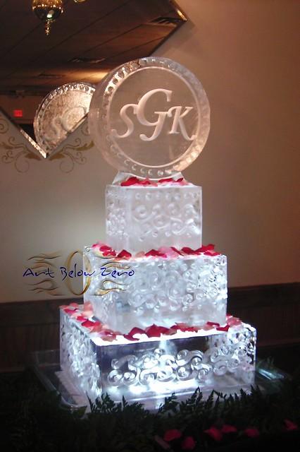 Wedding Cake Sculptures
