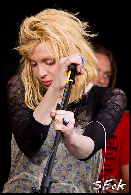 Courtney Love / Hole