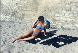 girls will be girls (posing, 1988)