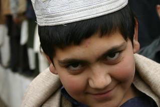 Gesichter Pakistans