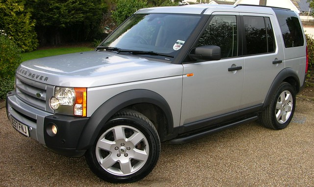 2007 land rover discovery 3 tdv6 hse flickr photo sharing. Black Bedroom Furniture Sets. Home Design Ideas