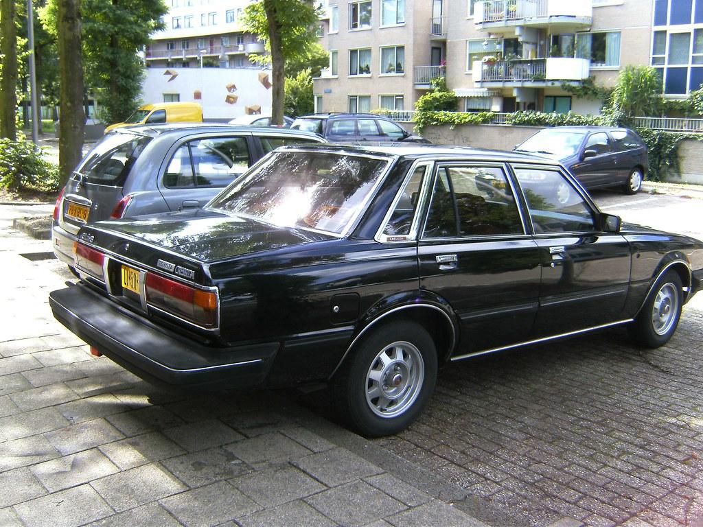 Toyota cressida gli 6 2 0 1983
