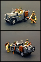 5-wide Willys Jeep