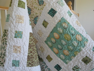John and Laura's Wedding Quilt
