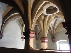 Inside Civic Hall of Sion/Sitten