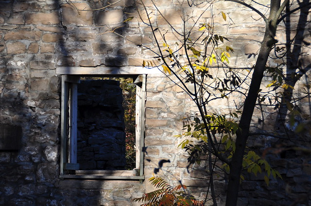Darnley Grist Mill by Crooks' Hollow Conservation Area