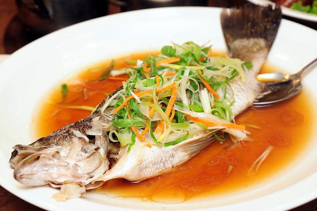 寧福樓-油蔥海鮮