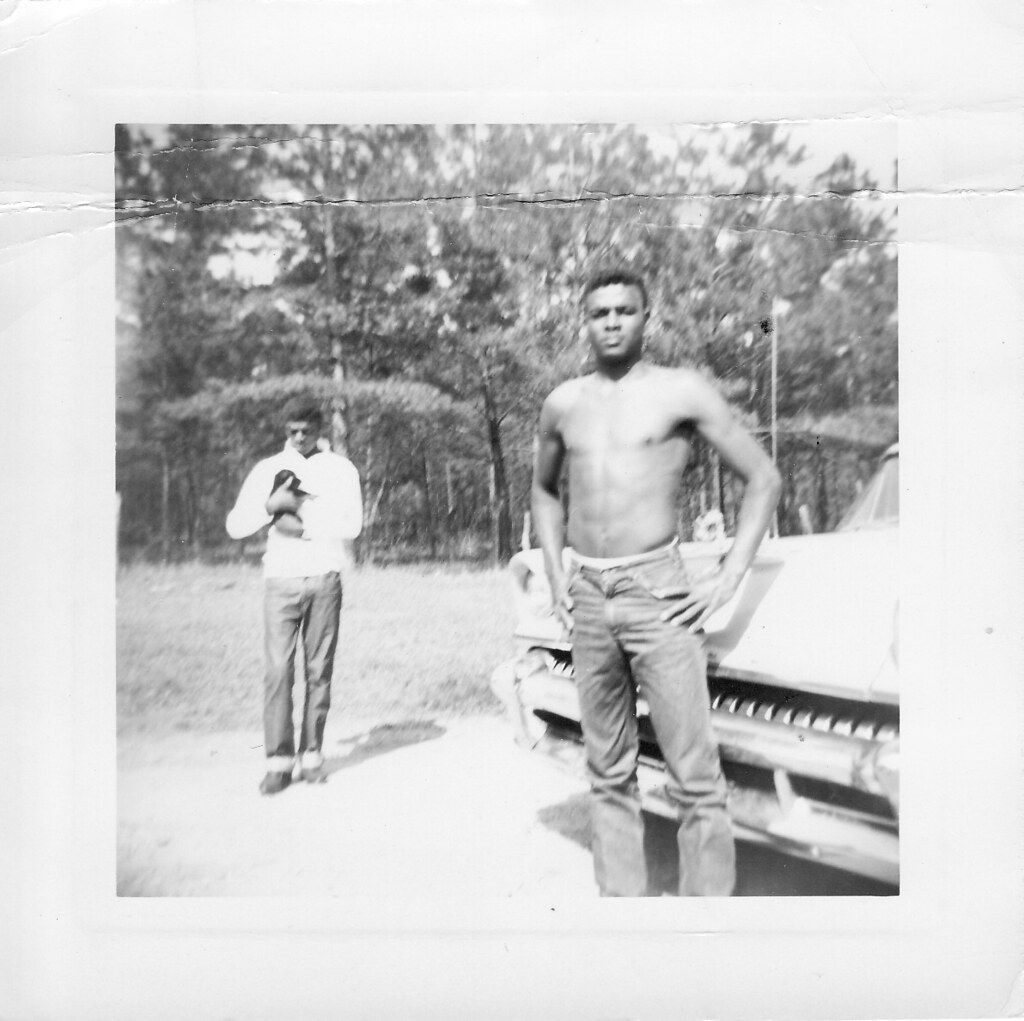 Vintage gay black
