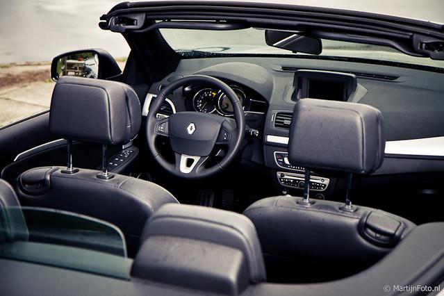 Renault Mégane Coupé-Cabriolet TCe 130 Dynamique Interior | Flickr ...