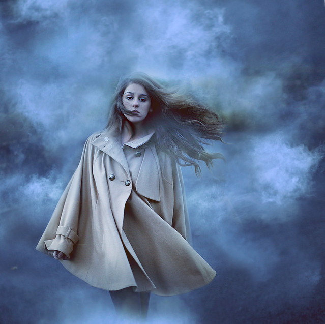 rosiehardy - woke up and my head was full of fog