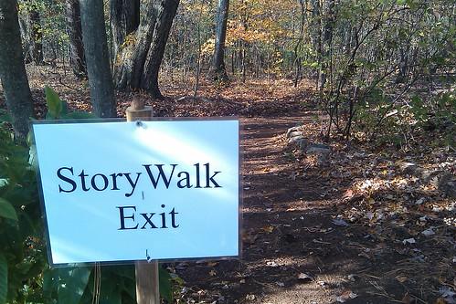 Parmenter: Story Walk