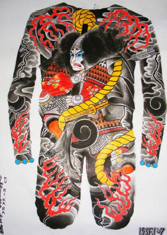 Picssr: kurikara.tattoo's most interesting photos