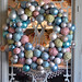 Yarn Ball and Ornament Wreath! by Robin~All Things Heart and Home
