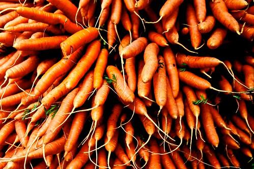 Carrots, Carrots and Carrots
