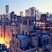 Upper East Side at Twilight, New York City