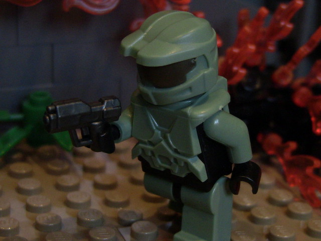 Lego halo spartan brickforge flickr photo sharing - Lego spartan halo ...