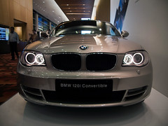 BMW World Singapore 120i