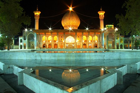 Shāh Chérāgh Shrine, Shiraz