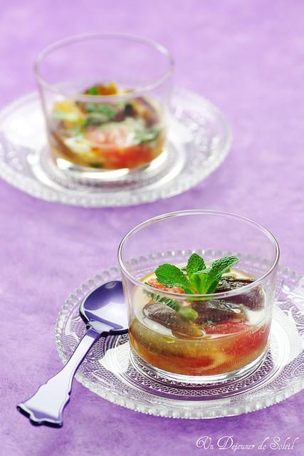 Salade d 39 agrumes dattes menthe et huile d 39 olive d 39 apr s for Mbc gilles choukroun