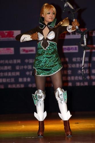 漫域Cosplay北京总决赛_和邪社86