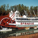Sprague Paddlewheeler - Vicksburg, MS – 1953