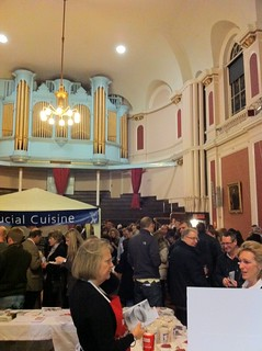 At the Cambridge Wine fair at the Guilhall—so much wine! | by GrahamMcCannCAM