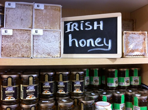 Irish Honey & Honeycombs