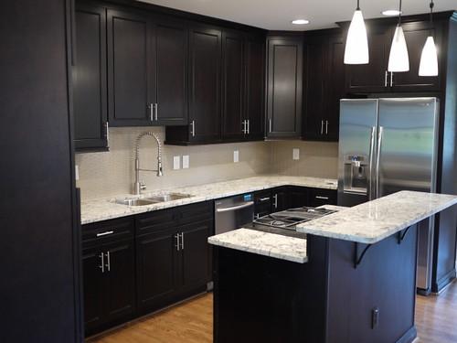 After Renovation - Kitchen