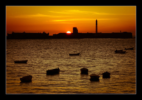 Sunset gaditano