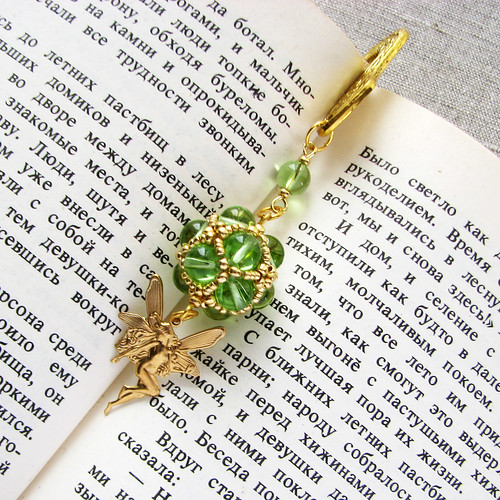 "bookmark ""Fairy"""