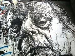 pencil face 4