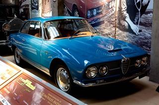 Alfa Romeo 2600 Sprint Bertone 1965