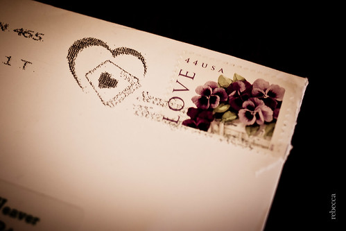 Love in the Mail