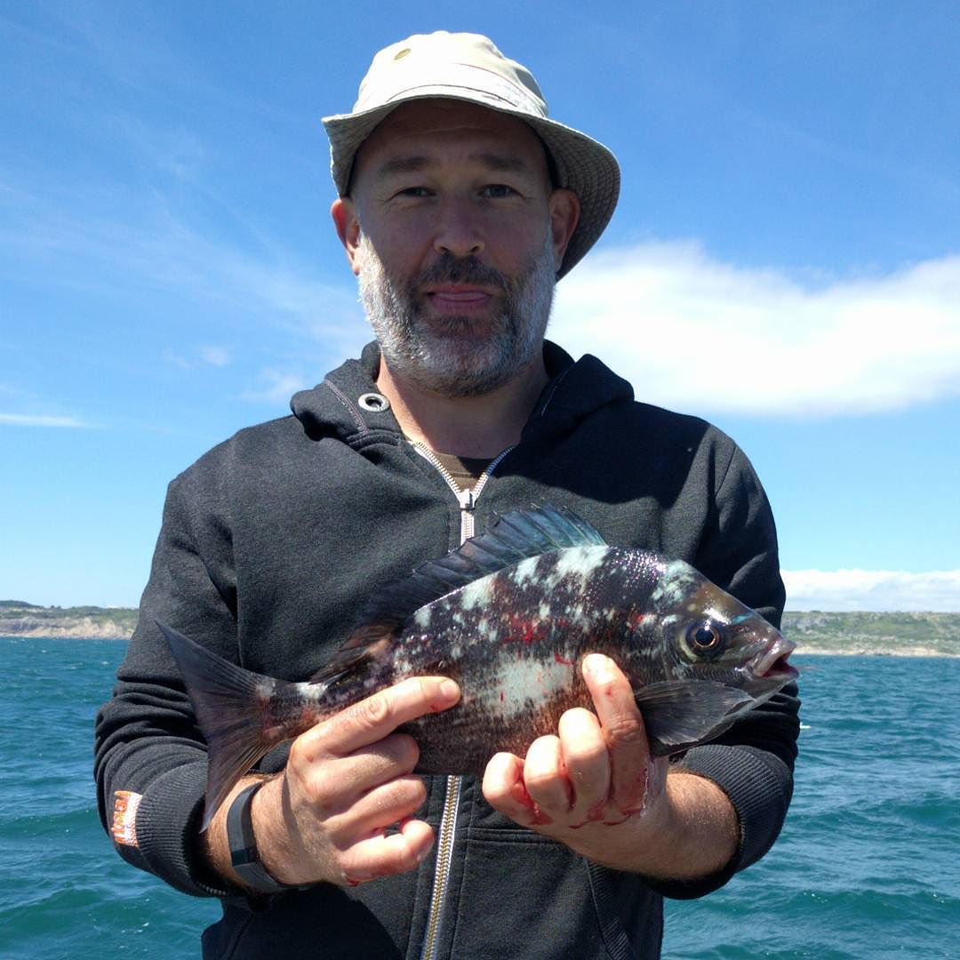 #amarisaweymouth #fishingtrip
