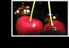 cherry, red, produce, fruit, food, still life photography,