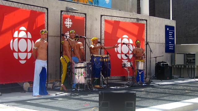 Capoeira Ache Brasil | CBC Vancouver