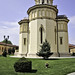 Small photo of The back of the Orthodox Cathedral in Alba Iulia