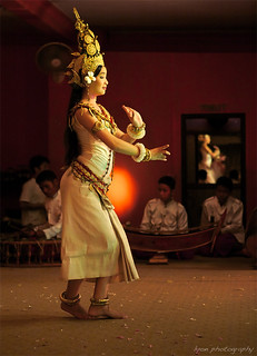 Apsara Dancer - Siem Reap