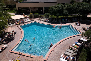 Rosen Inn at Pointe Orlando Pool
