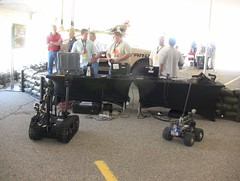 Army Technology Zone comes to life