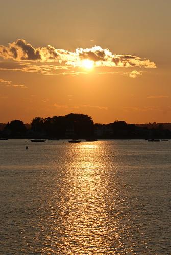 sunset seascape restaurant july rhodeisland boathouse debi 2010 tiverton ebbeling debbeling1 debbeling1aolcom debebbeling debbeling deborahebbeling debiebbeling